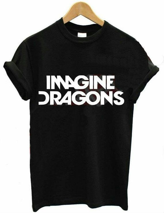 Imagine dragons shirt by HangerzOutfits on Etsy
