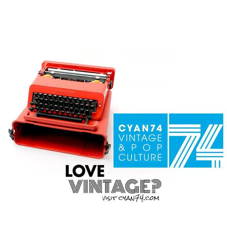 LOVE VINTAGE? www.cyan74.com