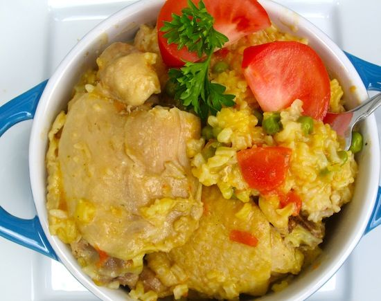 Arroz+Tapado+(Rice+with+Chicken+and+Pork)