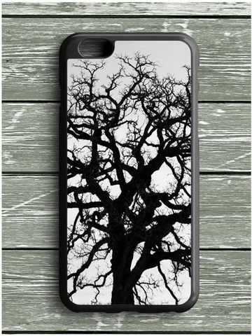 Black Tree iPhone 6S Plus Case
