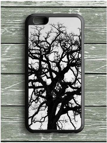 Black Tree iPhone 6S Plus Case