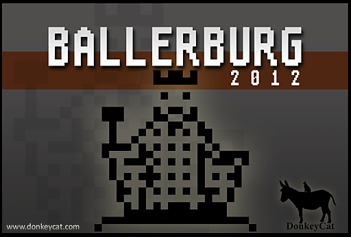Ballerburg - ein Spieleklassiker feiert iPhone-Premiere | Fotograf: Marco Woschitz | Credit:Marco Woschitz | Mehr Informationen und Bilddownload in voller Auflösung: http://www.ots.at/presseaussendung/OBS_20120412_OBS0012