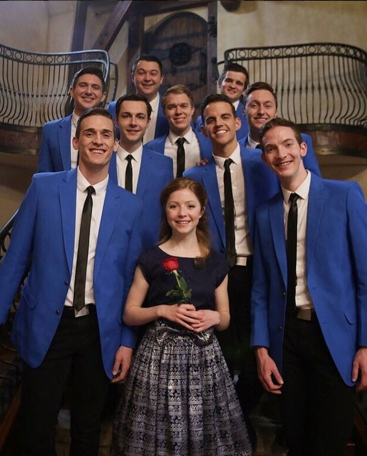 Utah-Tube: BYU Vocal Point shares 'tale as old as time' with Lexi Walker #BeautyandtheBeast #LexiWalker #BYUVocalPoint #BYU