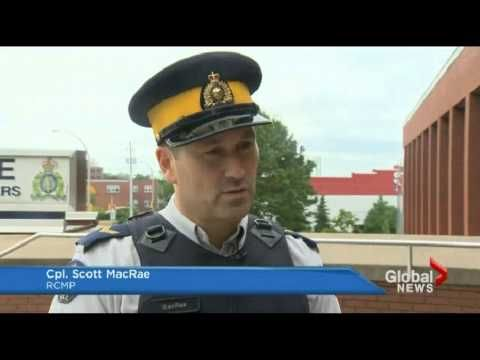 Trine Good files a complaint against NS RCMP - Global News