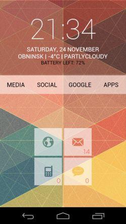 Custom Wallpaper #design #mobile #ui #ux