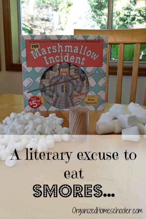 The Marshmallow Incident is a great addition to any homeschool or elementary…