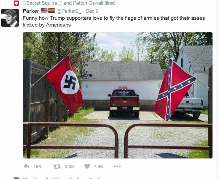 """I thought this was an exterior set for the Movie, """"GOP NAZI IDIOTS DO DALLAS"""" Released by 20th Century-Fox News Corporation..."""