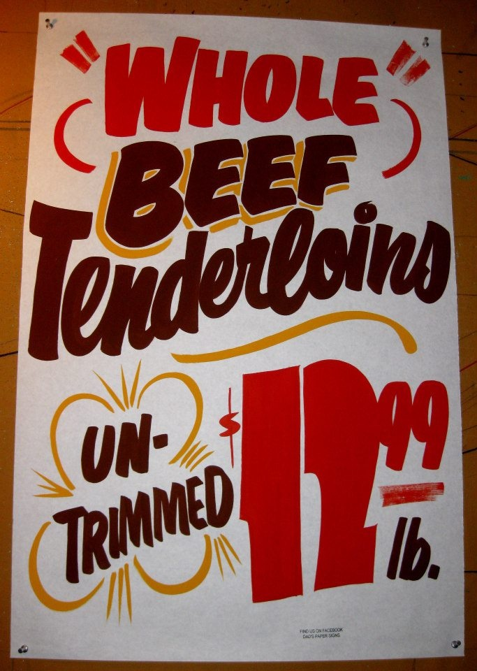 dads paper signs posters illustration pinterest lettering painted signs and signwriting