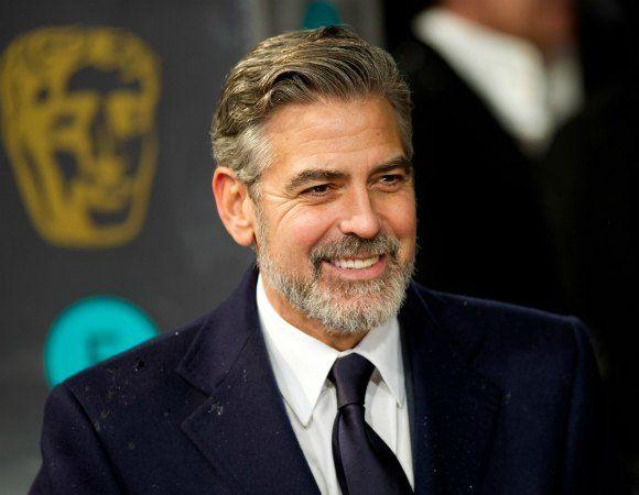 George Clooney: Mismas canas, nuevo 'look'