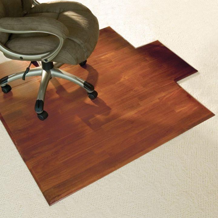 Desk Chair Floor Protector Mat Wall