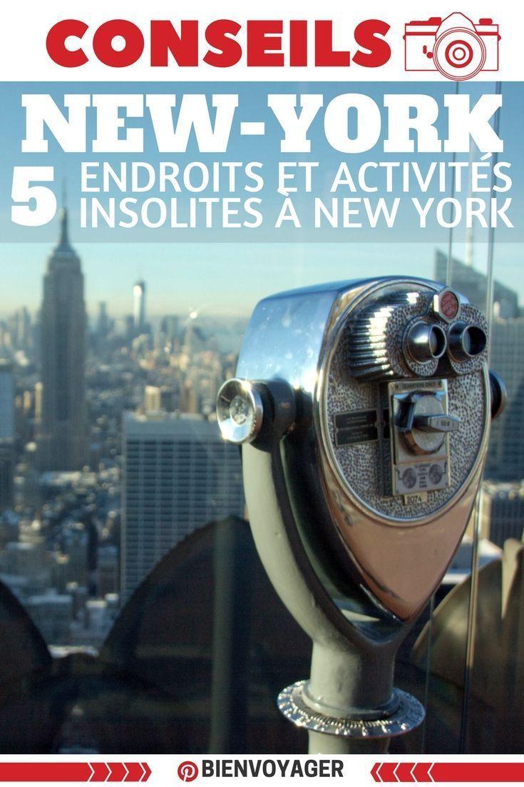 5 choses insolites a new york #newyork #bigaapple #usa #america #etatsunis