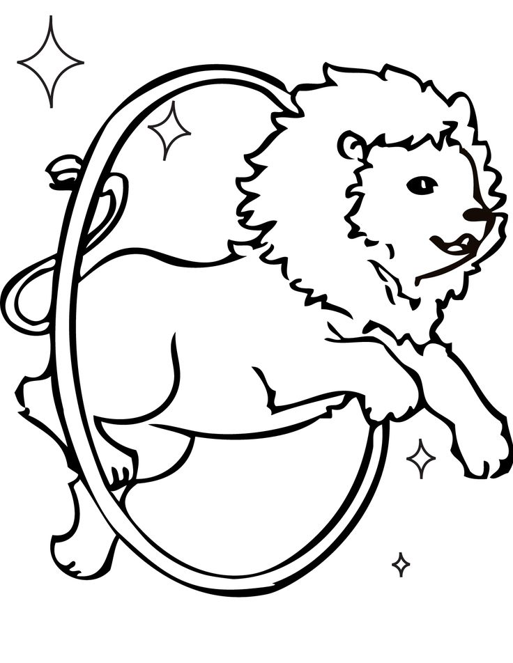 Print The Vintage Circus Coloring Pages And Discover Benefits Of For You Or Kids