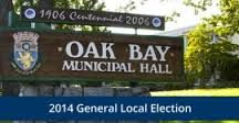 District of Oak Bay - Point to Municipal Hall; under Employment & Volunteering, click Employment.