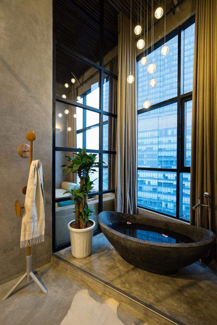 High and large southward apartment has the best advantage of gazing over city - Page 3 of 4 - CAANdesign | Architecture and home design blog