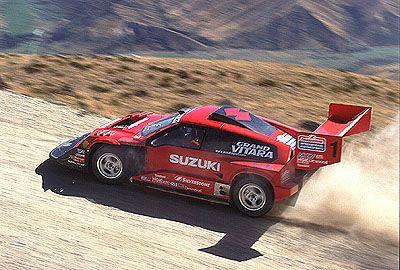 Suzuki Escudo Pikes Peak Specifications