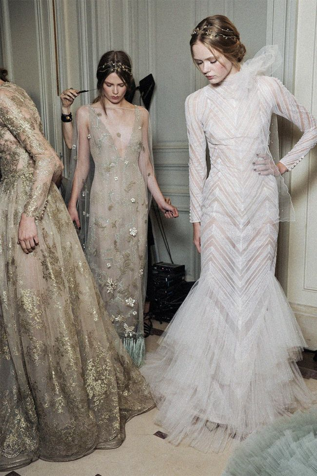 chevron.: Fashion, Inspiration, Style, Valentino, Wedding, Dresses, Runway, Gowns, Haute Couture