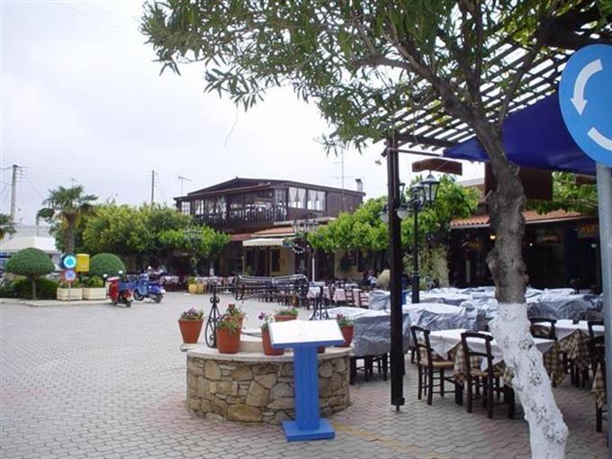 dorpsplein