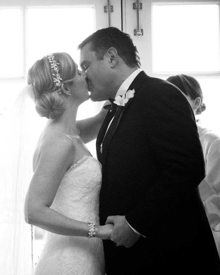 wedding ceremony at Hay Adams Hotel  Washington DC
