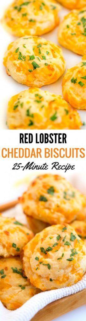 Red Lobster Cheddar Biscuit Recipe