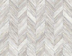 Textures Texture seamless | White wood flooring texture seamless 05477 | Textures - ARCHITECTURE - WOOD FLOORS - Parquet white | Sketchuptexture