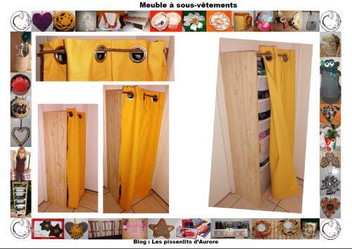 trofast ikea caisson plastique tagere bois rangement sous v tement les pissenlits d. Black Bedroom Furniture Sets. Home Design Ideas