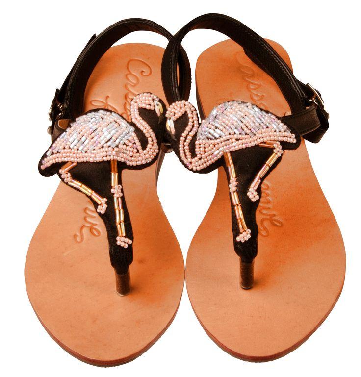 Casselini/Flamingo Thong sandal ☆