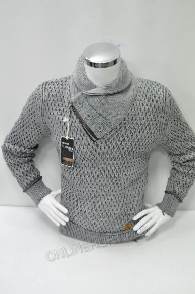 Sweter Męski 0001  Overnexs Prod. Turecki (L-2XL)