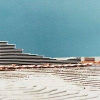 Projekt konkursowy na molo i ośrodek żeglarski w Gdyni; Competition for pier and sailing centre in Gdynia