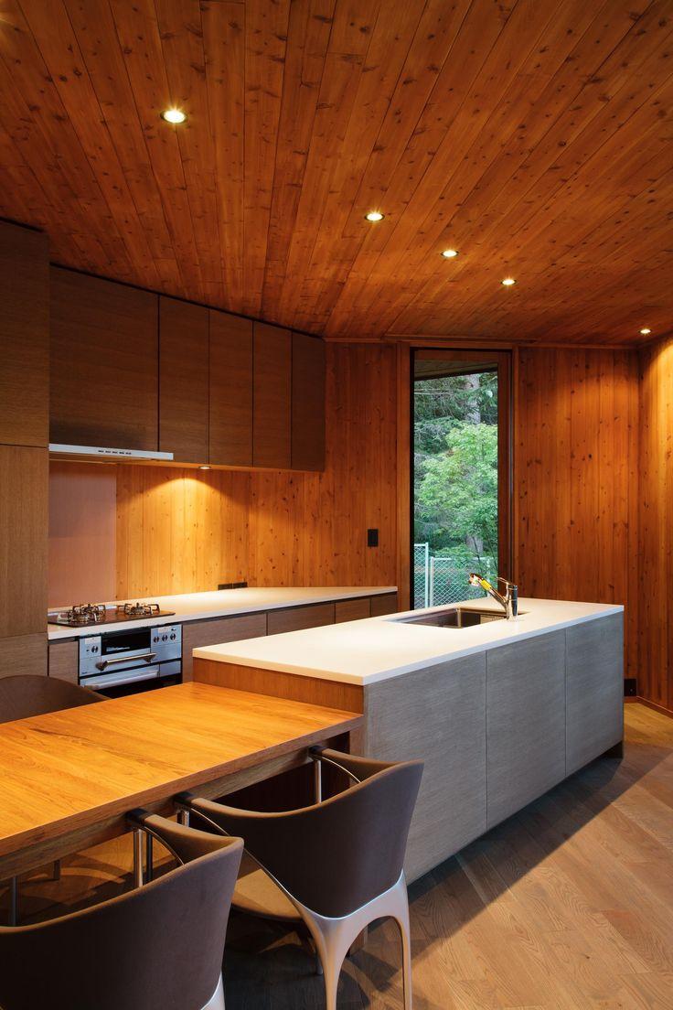 キッチン事例:キッチン(BL山荘)