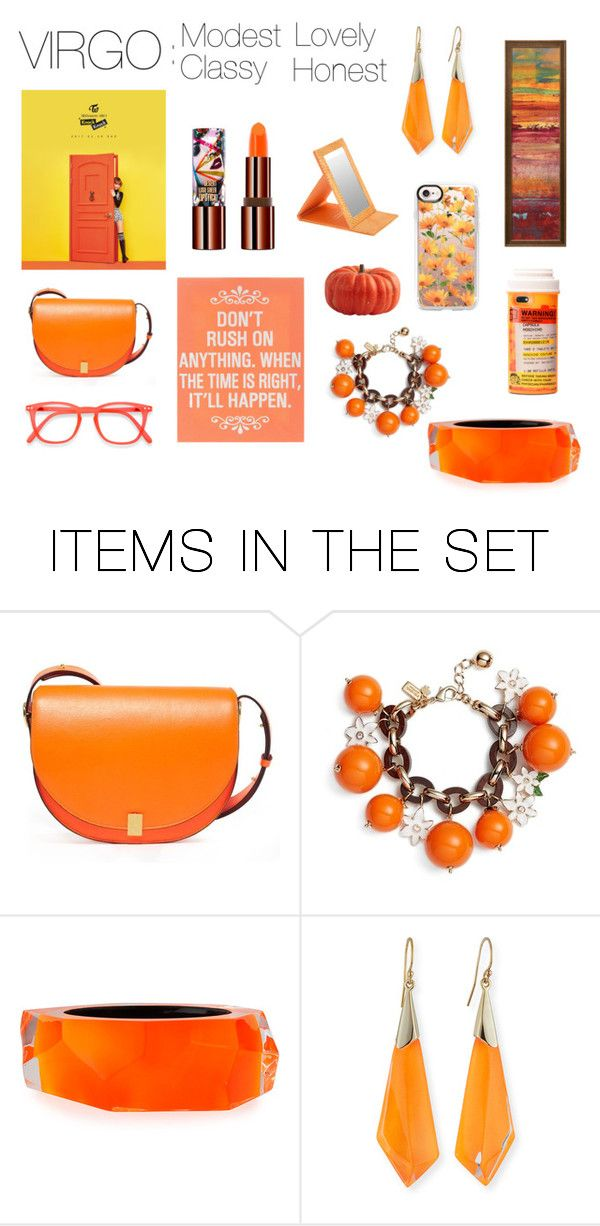 """VIRGO☄️"" by fassionpassionoi ❤ liked on Polyvore featuring art"