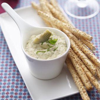 Altijd al iets willen doen met artisjok? Met dit eenvoudige recept maak je een dipsaus vol smaak op basis van deze merkwaardige groente.
