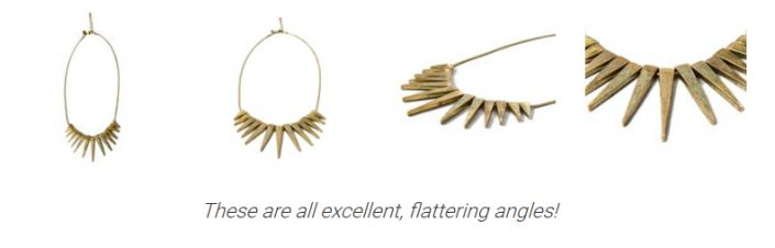 Some Common Mistakes in Jewelry Product Photography