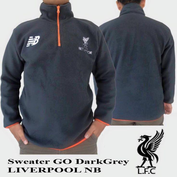 Sweater Bola Liverpool  www.berkahmurah.com