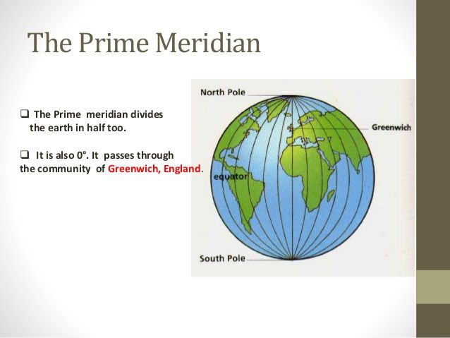 Image Result For Prime Meridian Definition Meridian South Pole Definitions