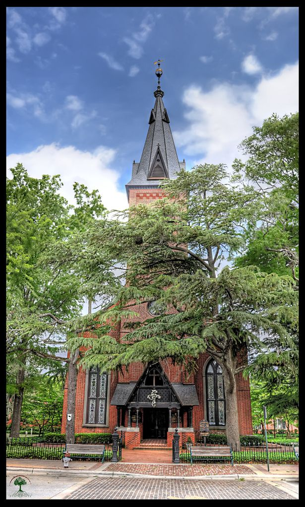 My home town. New Bern - one of the most charming towns in North Carolina! Be sure to visit the historic district.