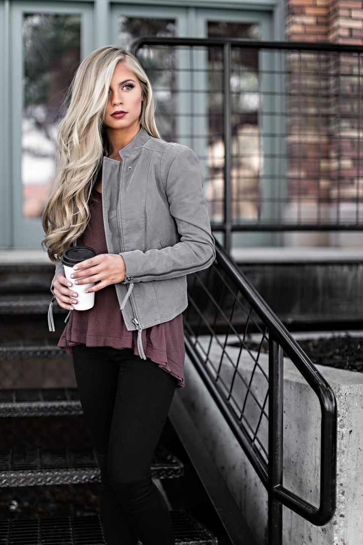 jessakae fall outfit, zappos, french connection, free people, street style, fall fashion, winter fashion, fall outfit, fall jackets, womens fashion