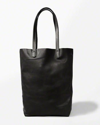 Leather Tote Bag from Abercrombie & Fitch $180,00