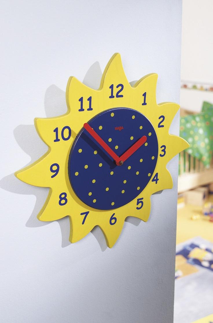 1000+ ideas about wanduhr kinderzimmer on pinterest | fototapete