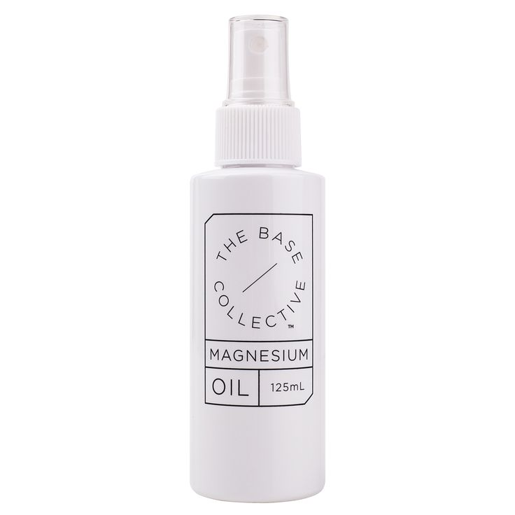 Magnesium Oil - relieves sore muscles, fatigue & helps sleep