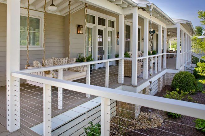 Cable Railing Expand The View In Your Favorite Spaces In
