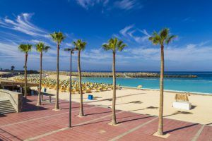 Plaja Amadores Gran Canaria