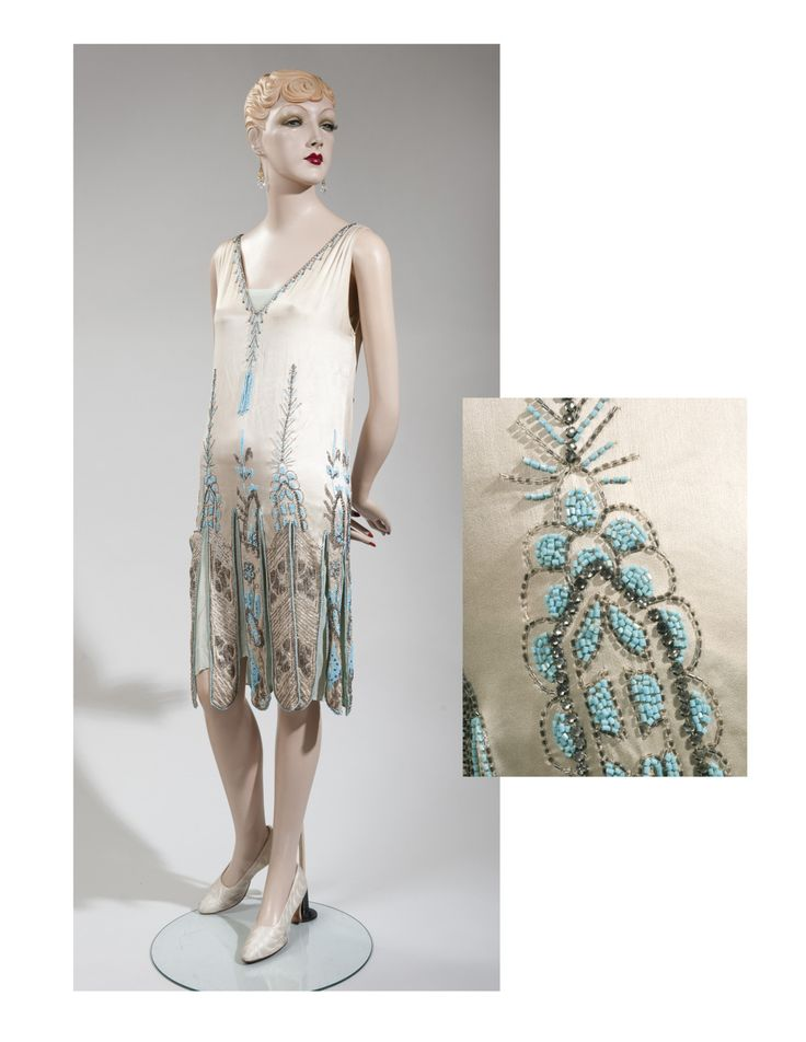 American fashion designers 1920s dresses