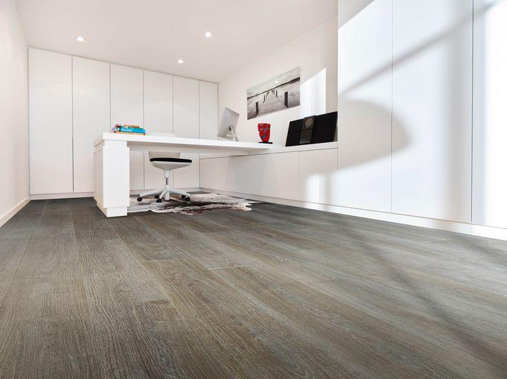 Verdon Oak 24962 - Wood Effect Luxury Vinyl Flooring - Moduleo