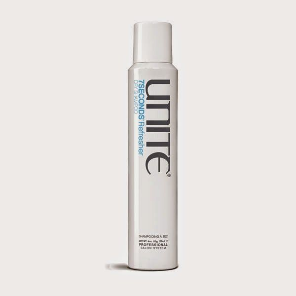 Unite 7 seconds dry shampoo