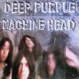 Deep Purple - Machine Head - LP, Record, Vinyl