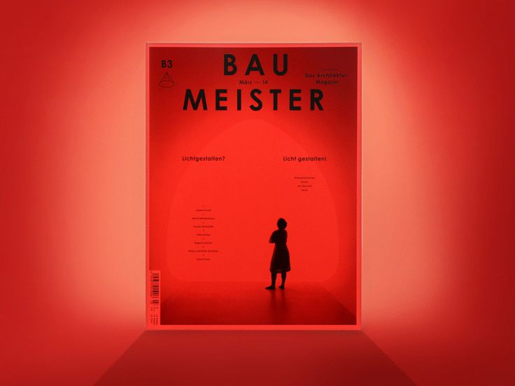 Baumeister Covers by Philipp Koch — Designcollector