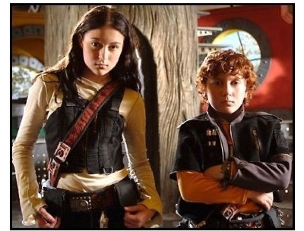 Carmen and Juni Cortez, Spy Kids 2