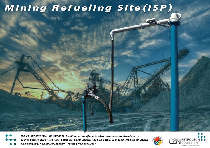 NEW AND IMPROVED!!🚨 C&N presents our Mining Loading Arm. For more of our equipment visit our website or follow the link below!👇 http://candnpetroleum.co.za/Pages/Products.asp?C=Terminal+%2F+Depot+Equipment+-218
