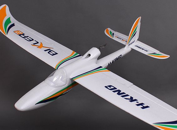 HobbyKing® ™ Bixler® ™ 2 EPO 1500mm Ready to Fly w/Optional Flaps - Mode 2 (RT