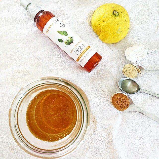 beauty en cuisine pour soins masque et cheveux gommage sucre - Masque Argile Cheveux Colors